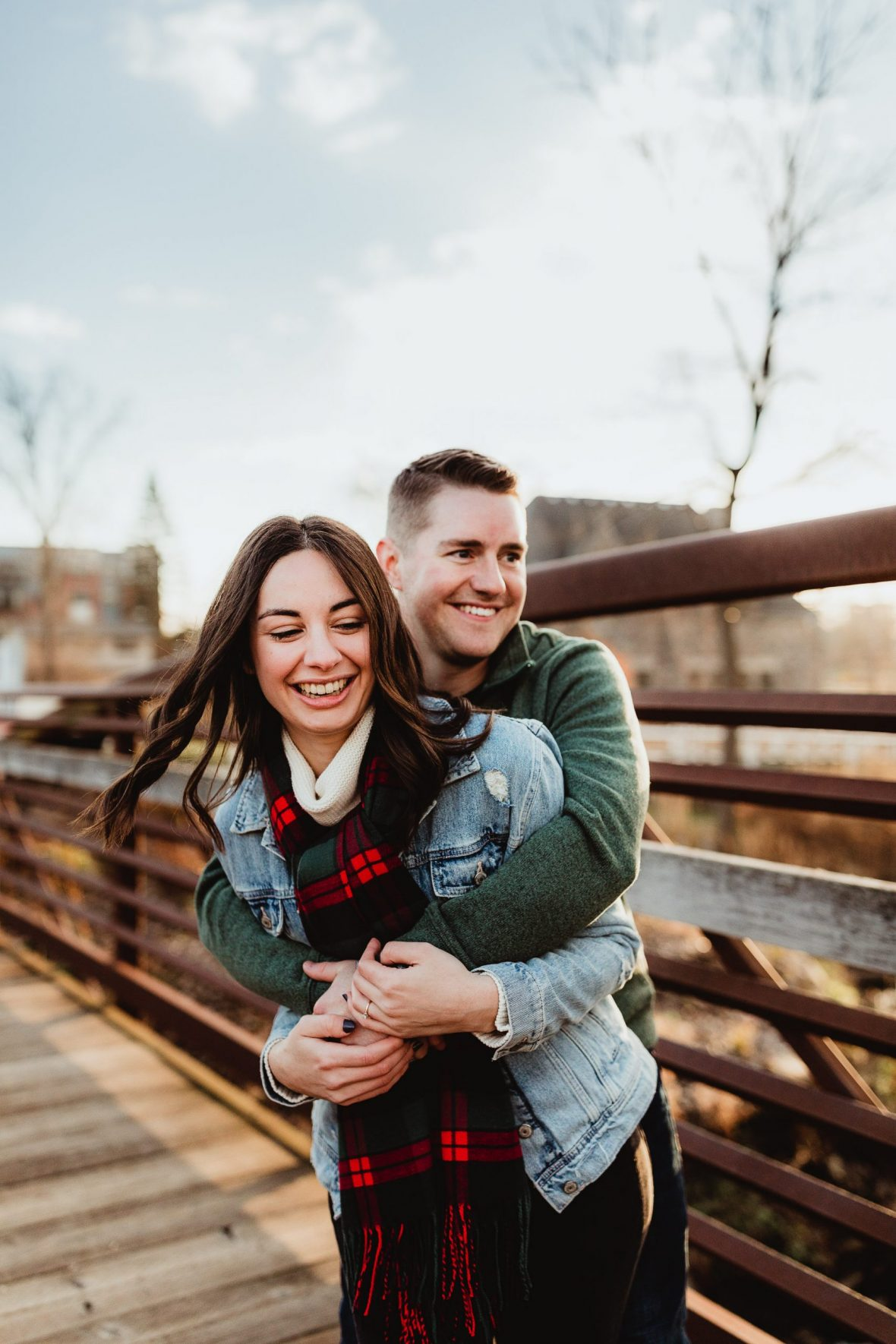 delafield-engagement-session